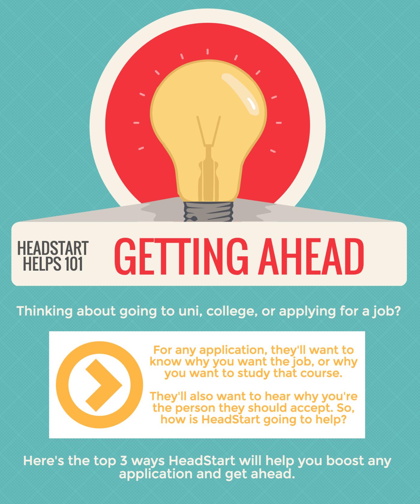 how does headstart help uni or job applications headstart how does headstart help uni or job applications